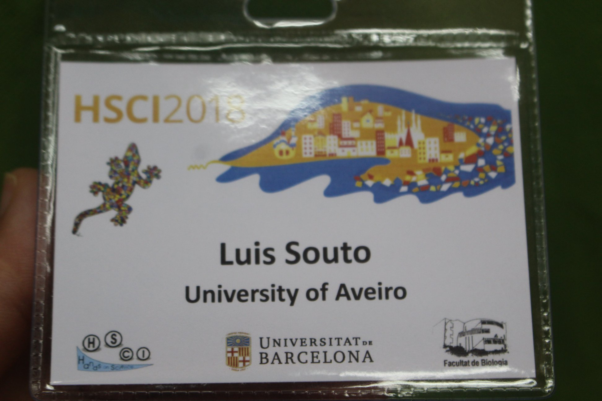 Euro4Science 2.0 at Hands On Science Conference, Barcelona 2018