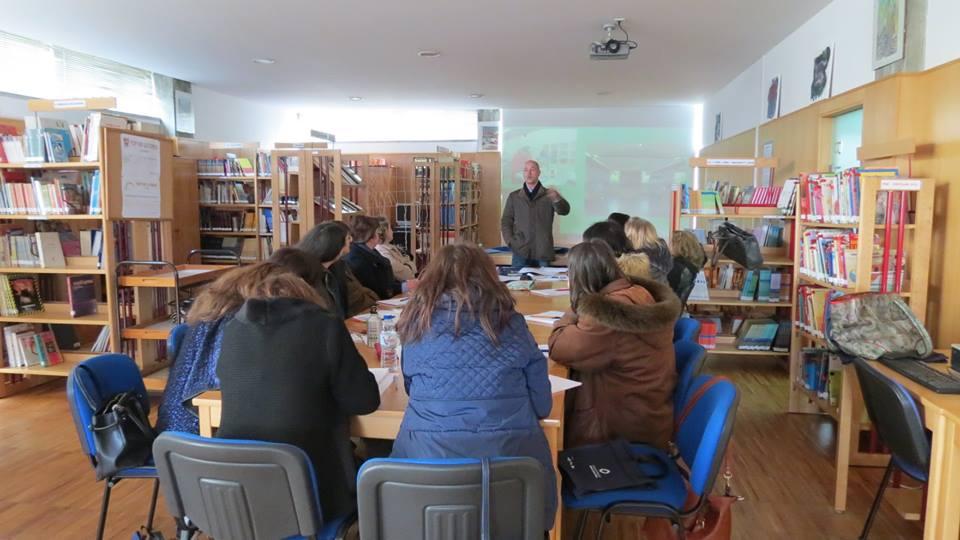 Euro4Science 2.0 Workshop at Lourosa, Portugal