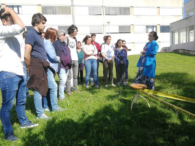 Euro4Science 2.0 presented to Schools