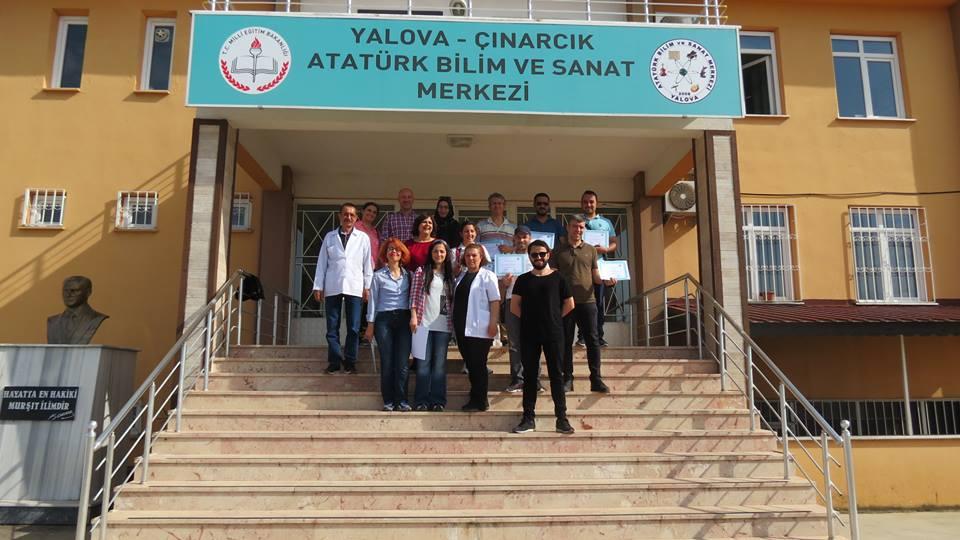 Workshops in Turkey