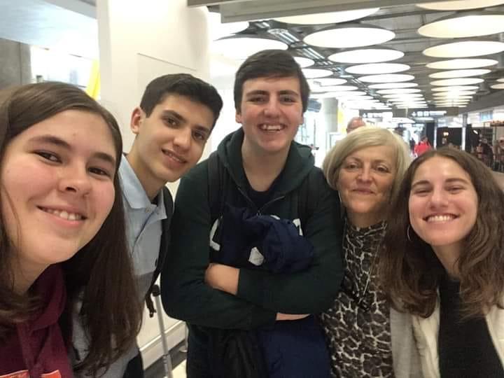 Students' Exchange in UK